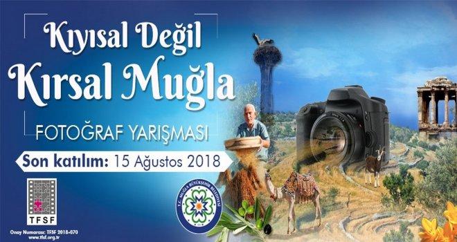 Kıyısal Değil Kırsal Muğla Yarışması'na Son Katılım 15 Ağustos