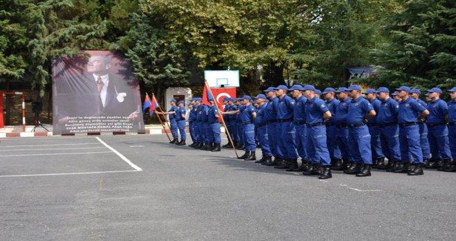 Başkan Albayrak Erbaşların Yemin Törenine Katıldı