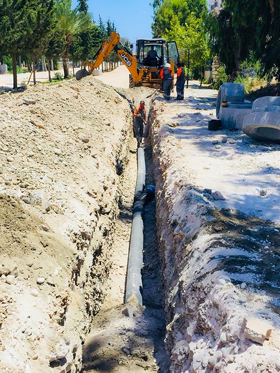 ASAT'tan Demre alt yapısına 74 milyon liralık yatırım