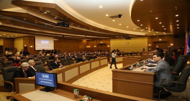 Bursa'da Ulaşım Anayasası Ocak'ta Yürürlükte