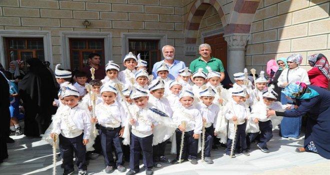Sünnet Olacak 500 Çocuk İçin Mevlit Okutuldu