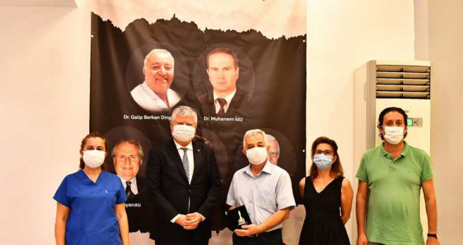 Sağlık emekçileri için pandemi anıtı yapılacak