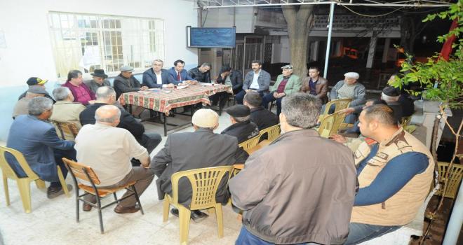Büyükşehir İmamköy'ü Dinledi