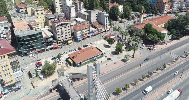 Adnan Menderes Köprüsü asansörüne güvenlik önlemi