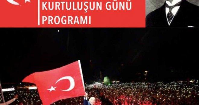Büyükşehir'den coşkulu 9 Eylül programı
