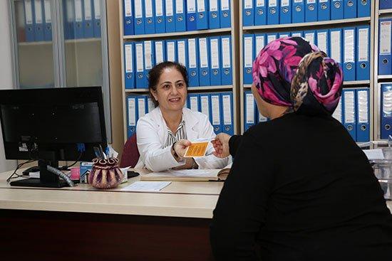 Sağlıklı Hayat Merkezi Türkiye'ye model oldu