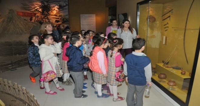 Bursa müzeleri ile gündemde
