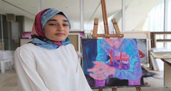 Sanat Akademisi'nde Geleceğin Sanatçıları Yetişiyor