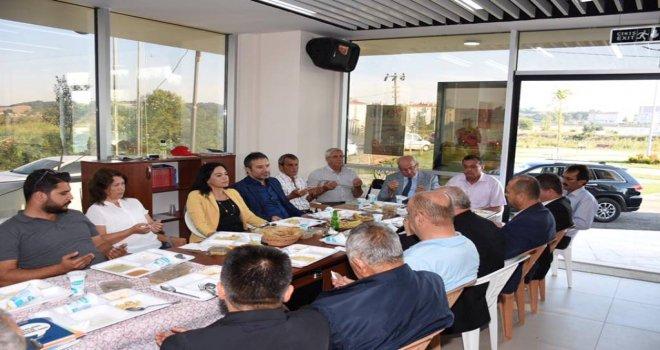 Başkan Albayrak Muratlı Cemevi'nde Düzenlenen Aşure Etkinliğine Katıldı