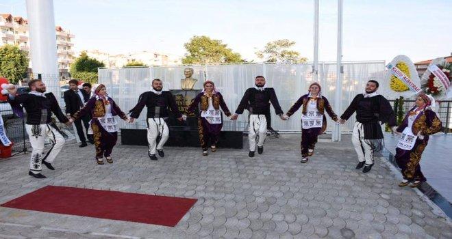 Başkan Kadir Albayrak Okul Açılışına Katıldı