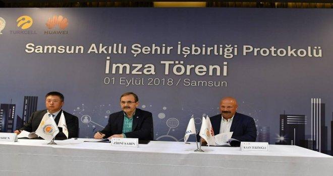 Başkan Zihni Şahin: Hedefimiz 100.yılda 100 Yatırımcı