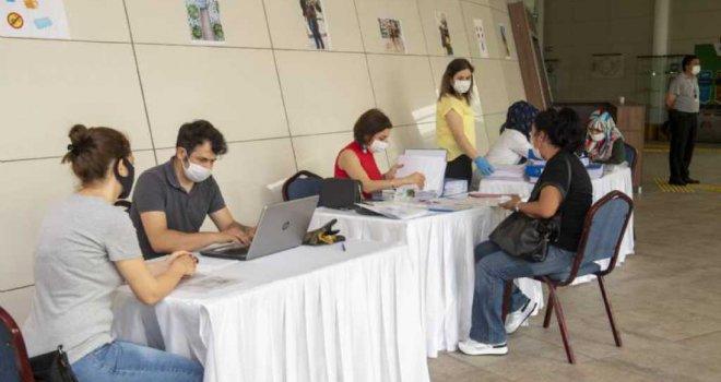 Mersin Büyükşehir, 121 Kadın Personel Daha İstihdam Etti