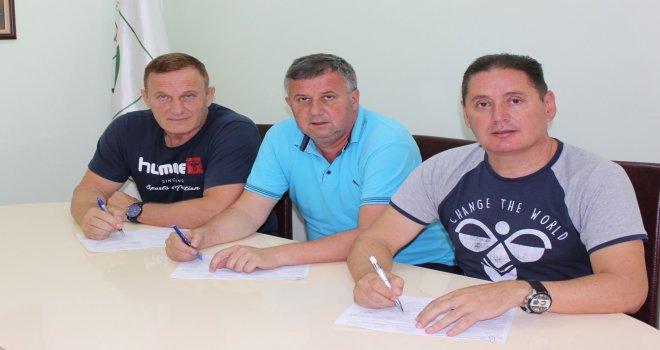Osmangazi Belediyespor Masic İle Sözleşme Yeniledi