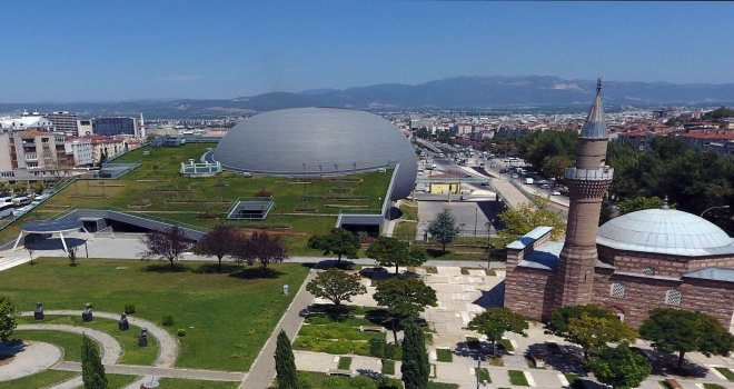 Panorama 1326 Bursa'ya Kente Katkı Ödülü Verildi