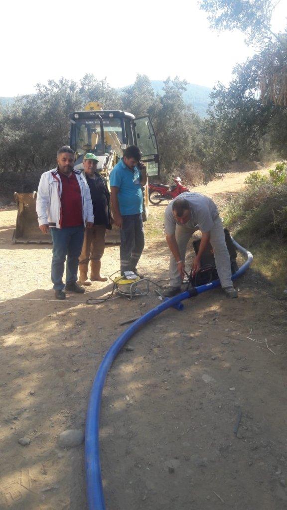 Esentepe'ye Kesintisiz İçme Suyu