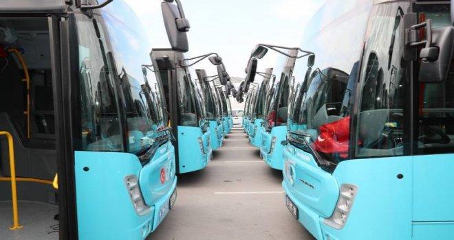 Büyükşehir'den Toplu Taşıma Güzergahlarında Yeni Dönem