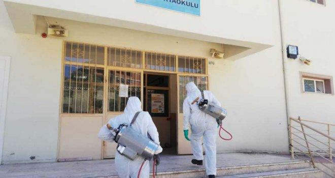 İzmir'de okullar LGS'ye hazırlanıyor