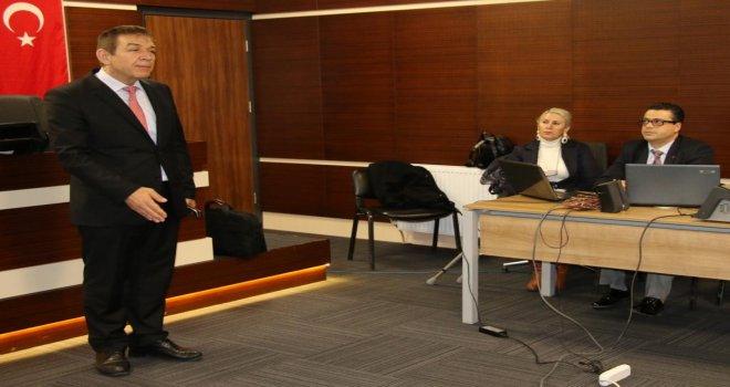Tekirdağ Büyükşehir Belediyesi'nden Farkındalık Eğitimi