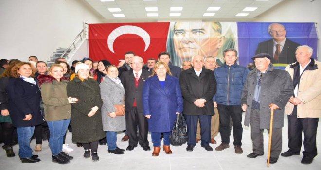 Hoşköy Düğün Salonu Vatandaşların Hizmetine Sunuldu