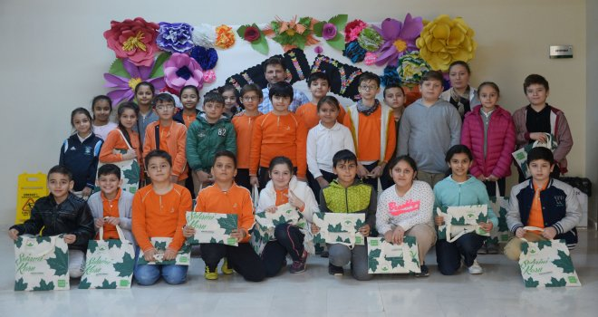 Osmangazi'den Kütüphaneler Haftası Etkinliği