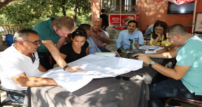 MASKİ, Büyükbelen'in 50 Yıllık Kanalizasyon Hattını Yenileyecek