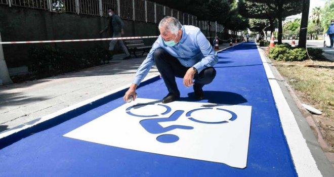 Adana'ya 135 km bisiklet yolu yapılacak