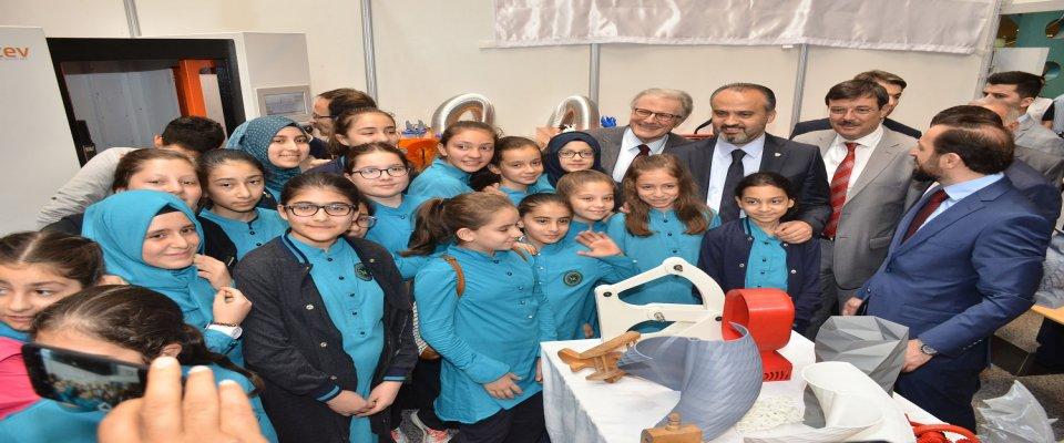 Bursa Bilim Festivali'ne rekor başvuru