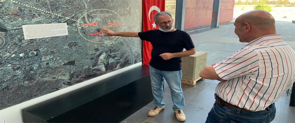 """Başkan Soyer'den 8 bin 500 yıllık """"İlk İzmir"""" çağrısı"""