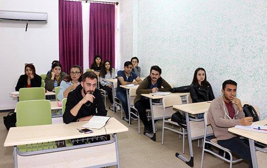 ASMEK Akdeniz Üniversitesi Kampüsü'nde
