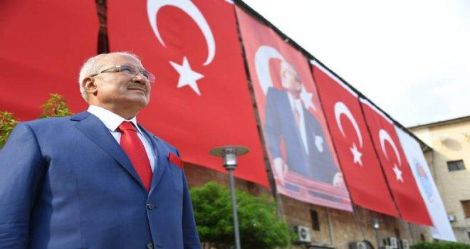 Başkan Kocamaz?dan 3 Ocak Mersin'in Düşman İşgalinden Kurtuluşu Mesajı