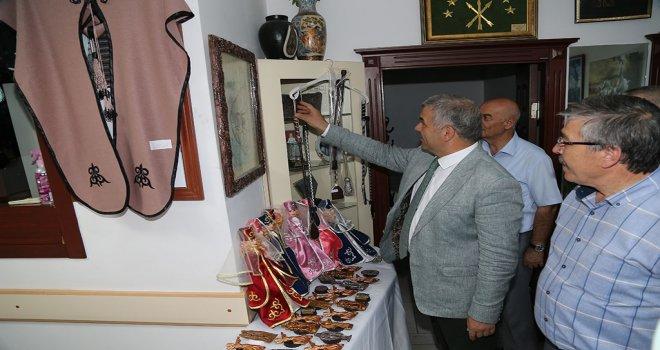 Başkan Çelik, Birleşik Kafkasya Derneği'nin Kermesinde