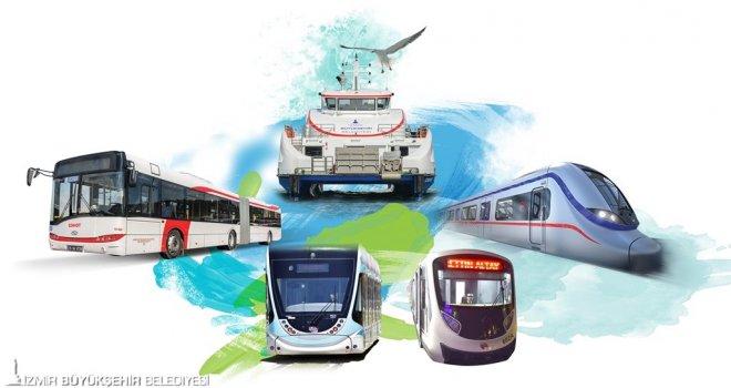 Toplu ulaşıma Fuar takviyesi
