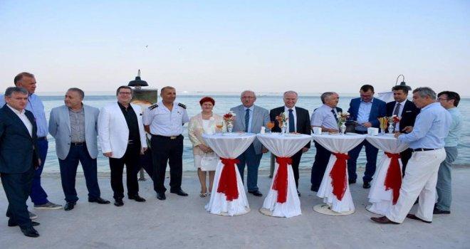 Başkan Albayrak Adli Yıl Açılışı Kokteyline Katıldı