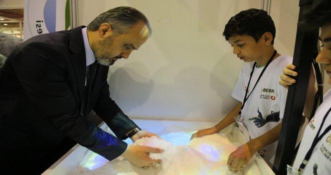 Bilim Festivali'nde ana tema 'Endüstri 4.0'