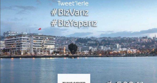 İzmir Büyükşehir'in İlk 500 gün elektronik kitabı çıktı