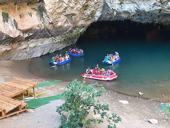 Altınbeşik Mağarası rekora koşuyor