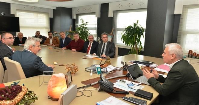 Bozbey'den Kentsel dönüşüm için acil çözüm çağrısı