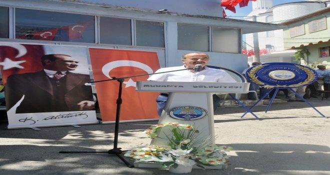 ÇEPNİ'YE 500 KİŞİLİK YENİ CAMİ