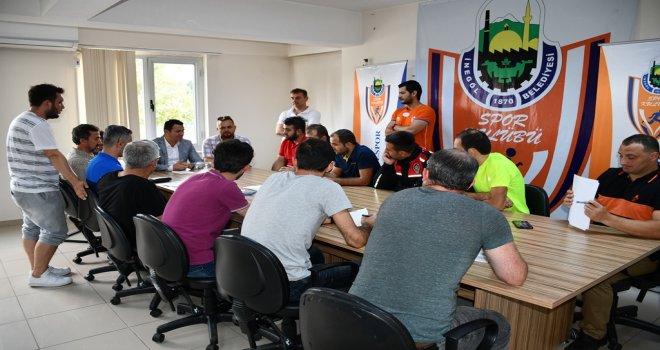 Kurumlar Arası Voleybol Turnuvası Heyecanı Başlıyor