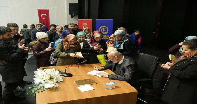 Dilipak Trabzon'da konuştu