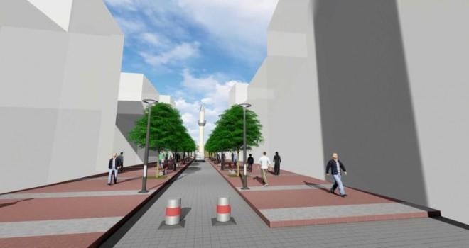 Çatalpınar'a kent meydanı müjdesi