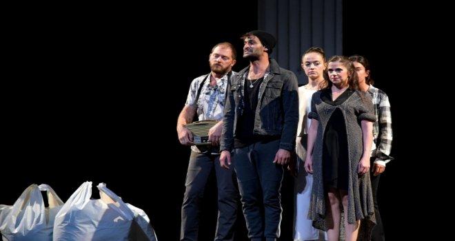 'Seni Seviyorum Türkiye' oyunu Lefkoşa'da sahnelendi
