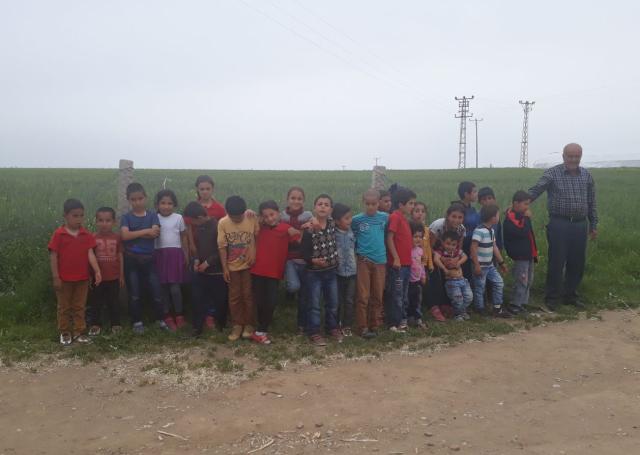 Otobüs Şoförlerimizden Köy Okullarına Destek'