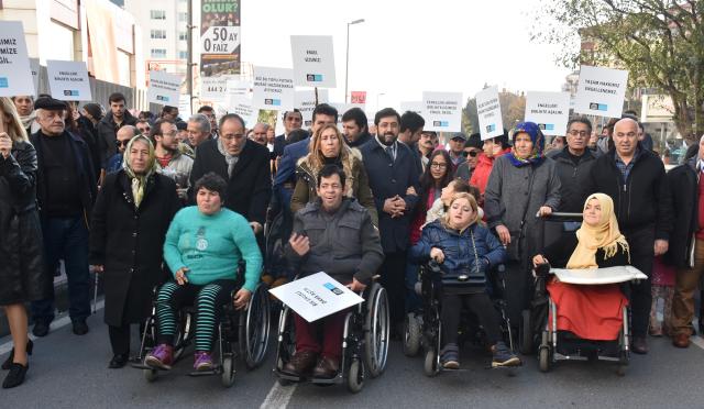 3 Aralık Dünya Engelliler Günü!