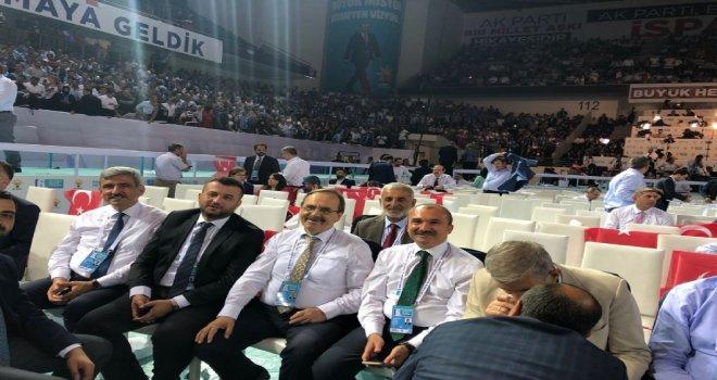 Başkan Zihni Şahin'den Kutlama Mesajı