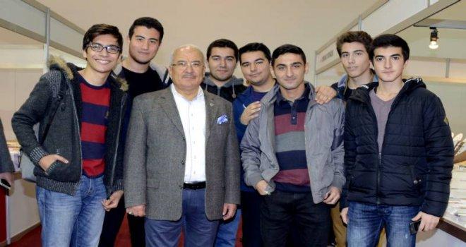 Büyükşehir'in Projeleri Başkent Üniversitesi'nin Dikkatini Çekti