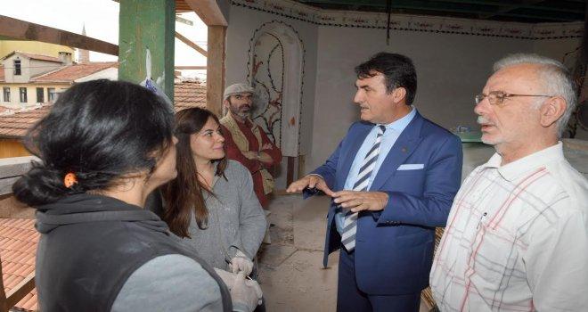 Tarihi Yapılar Osmangazi'de Hayat Buluyor