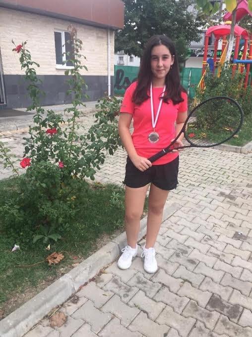 Osmangazili Raketten Gümüş Madalya
