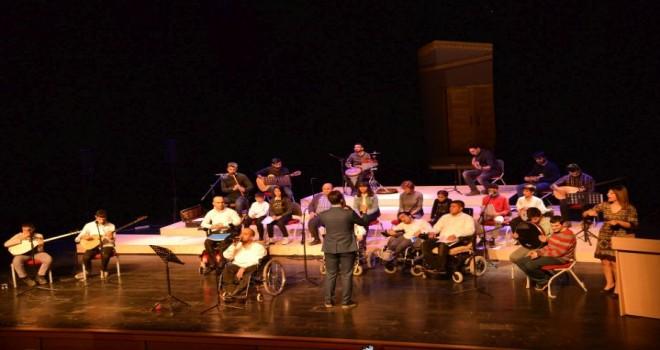 3 Aralık Dünya Engelliler Günü kutlandı