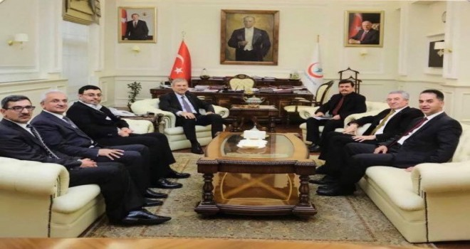 Erzincan'a iki  büyük proje geliyor.